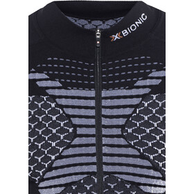 X-Bionic Twyce Maillot manches longues Homme, black/white